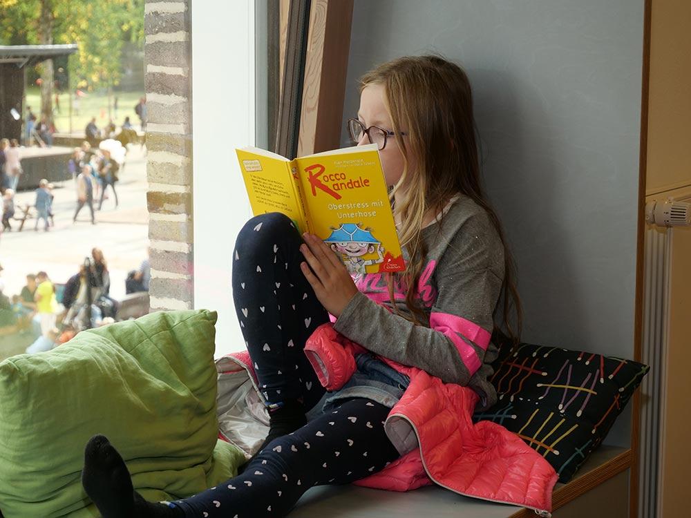 Grundschule Marienthal -  Schülerbücherei