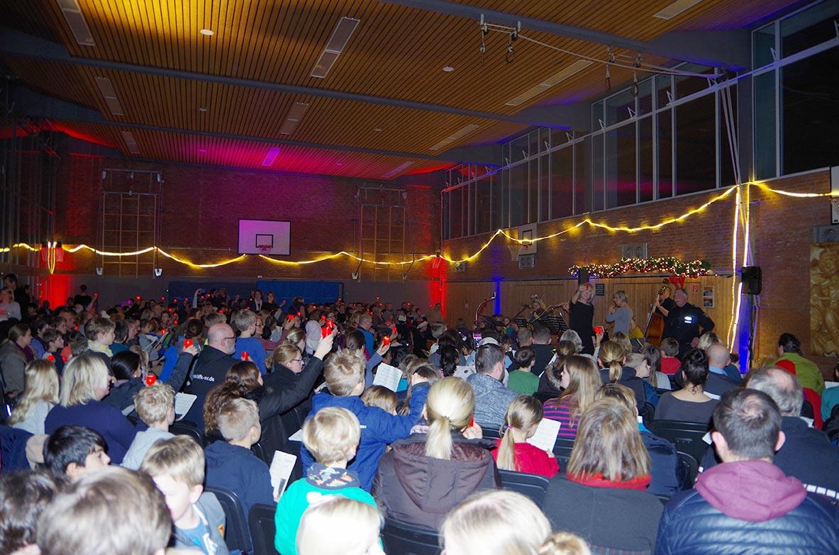 Grundschule Marienthal Weihnachtssingen 2019