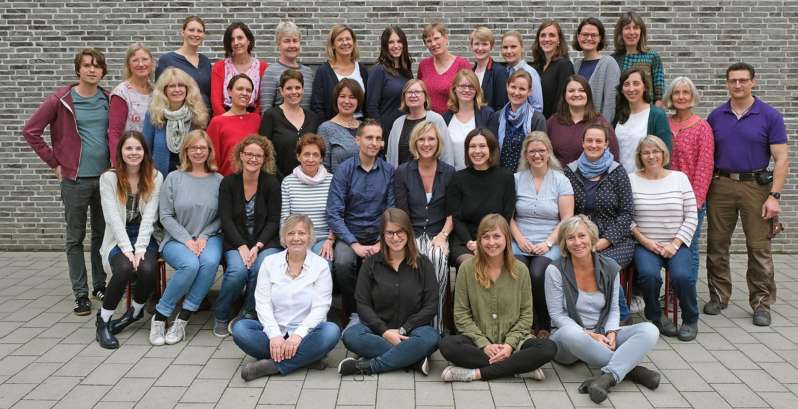 Team Grundschule Marienthal