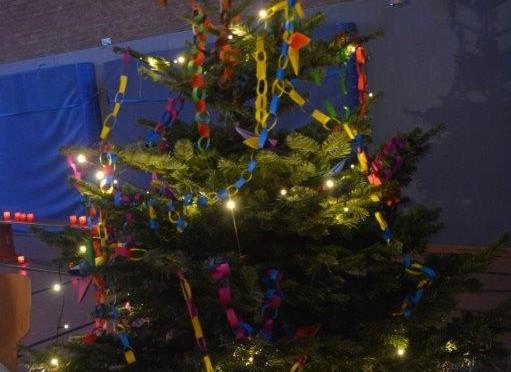 Weihnachtssingen 2015 Grundschule Marienthal