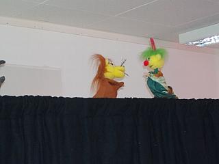 Lehrerfortbildung – Puppenbau Grundschule Marienthal