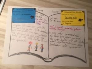 Leseabend 2015 Grundschule Marienthal
