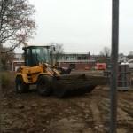 Baustelle, Grundschule Marienthal