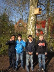 Vorgelhäuser, Projekt Grundschule Marienthal