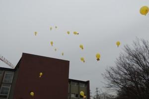 "Brief an den ""Fremden"" Projekt Grundschule Marienthal"