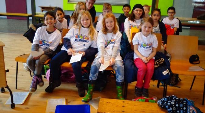 Chor Grundschule Marienthal