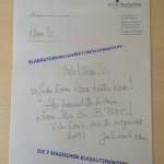 Klabauterknotenwettbewerb Grundschule Marienthal